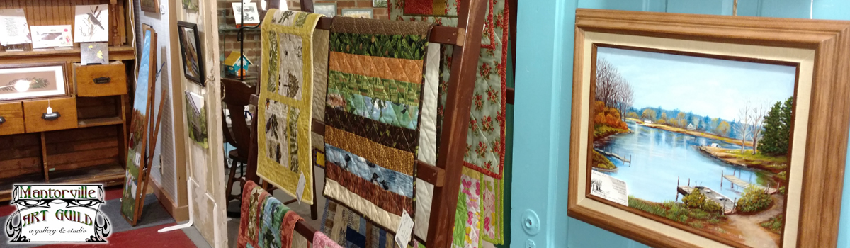 Paintings-Quilts